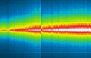spettro Cometa 17P Holmes