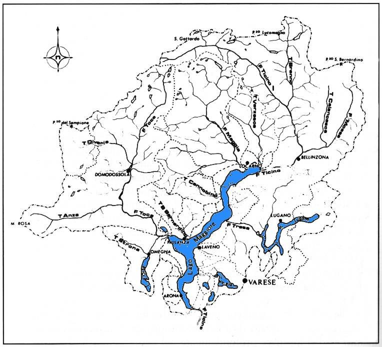 Lago maggiore link for Lago disegno