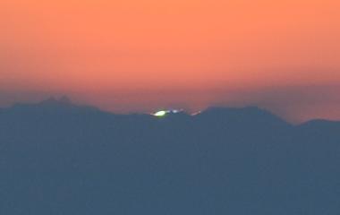 che è gg risalente a scià del tramonto
