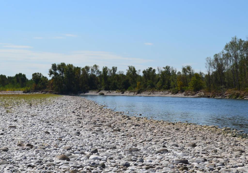Statistiche meteorologiche centro geofisico prealpino - Letto di un fiume in secca ...